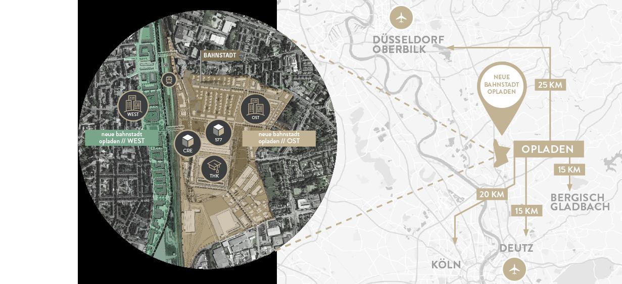 nbso, neue bahnstadt Opladen, Leverkusen, Cube Factory 577, Cube Real Estate, Metropolregion, Rheinland, Köln, Düsseldorf