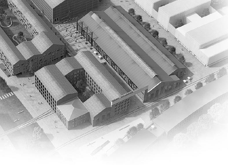 Visualisierung Quartier Cube Factory 577, Büroflächen und Büroräume für Gewerbe und Unternehmen, Cube Factory 577, neue bahnstadt ppladen, Leverkusen
